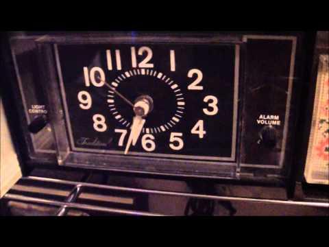 17 Vintage Clocks.