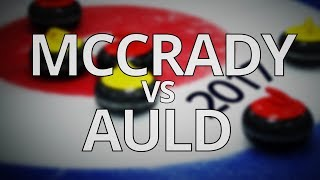 ONT Mixed Curling - McCrady VS Auld