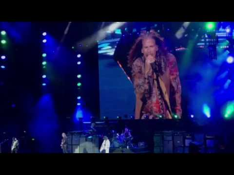 Aerosmith - Crazy ( 2017 - Live in Georgia, shekvetili. Black Sea Arena) Batumi