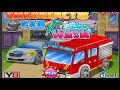 Emergency Car Wash and Repaire Game Y8 ★ Game For Kids #colortoyworld