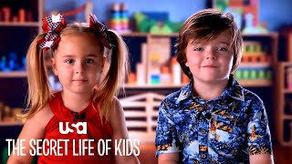 The Secret Life Of Kids: Playing The Licorice Game (Season 1 Episode 1) | USA Network