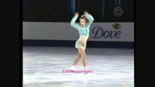 Tara Lipinski: 1999 Ice Wars 1 - Genie In A Bottle