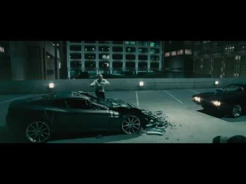 [HD]Furious 7: Dominic Toretto vs Deckard Shaw Final Fight Scene| Vin Diesel Jason Statham