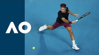 Roger Federer vs Filip Krajinovic - Extended Highlights (2R) | Australian Open 2020