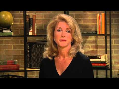 Forgetting to Be Afraid, Wendy Davis