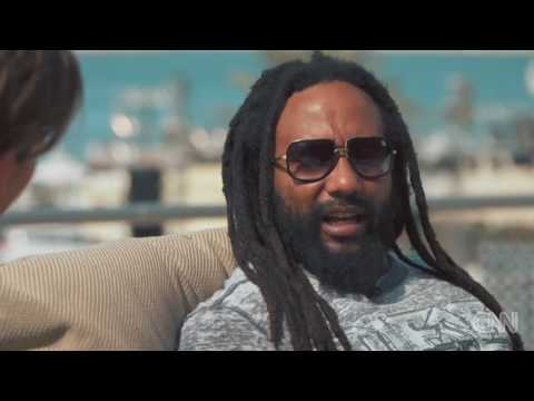 Reggae artist Ky-Mani Marley reflects on his father's incredible legacy