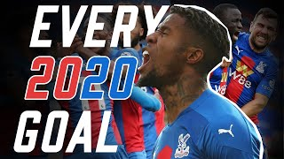 Every Premier League Goal in 2020!