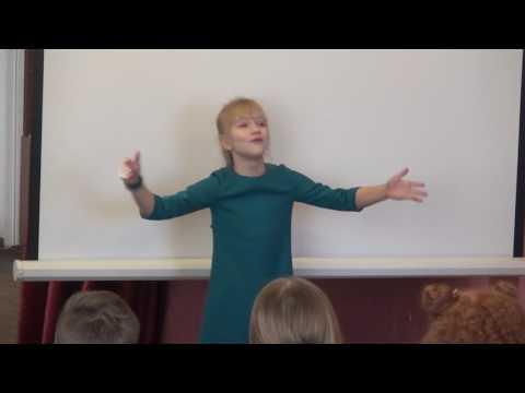 Таня  - Сказка о золотом петушке (А.С. Пушкина)