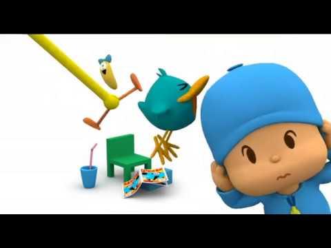 POCOYO season 1 long episodes in ENGLISH - 60 minutes - CARTOONS for kids [9]