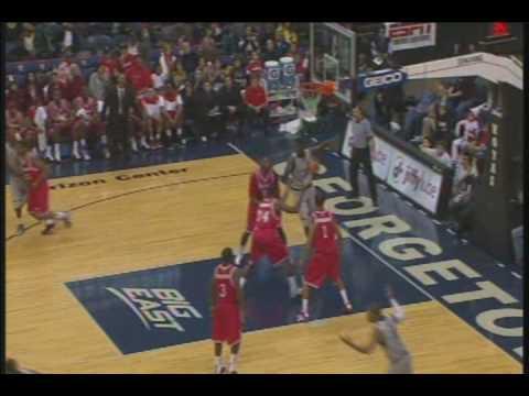 Georgetown F Austin Freeman Highlights (Sophomore & Junior Seasons)