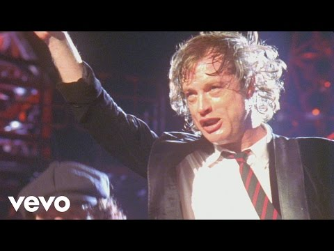 AC/DC - Shoot to Thrill (from No Bull)