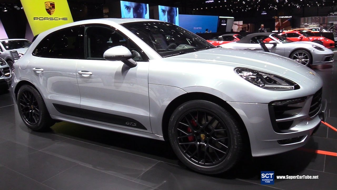 2017 Porsche Macan Gts Exterior And Interior Walkaround 2017 Geneva Motor Show Youtube