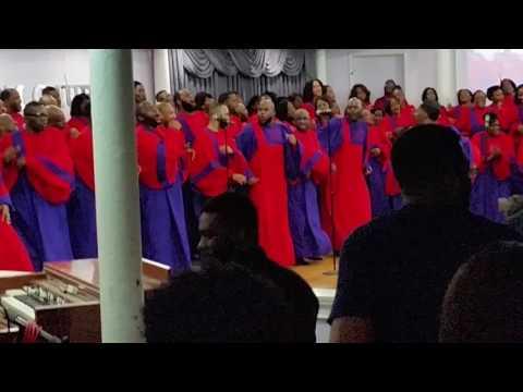 The Battle - Love Fellowship Tabernacle Choir