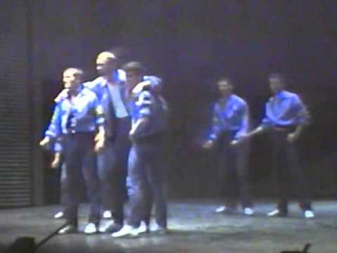 WEST SIDE STORY 1980 Berlin