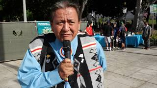 2018 Inaugural Indigenous Peoples Day in Los Angeles