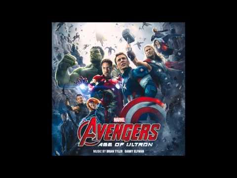 Avengers: Age of Ultron Soundtrack 20 - The Farm by Danny Elman