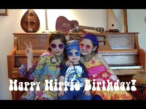 Happy Hippie Birthday
