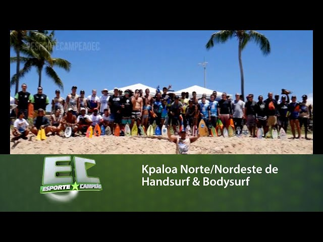 Kpaloa Norte/Nordeste de Handsurf & Bodysurf