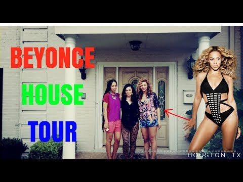 Visiting Beyonce's House on her BIRTHDAY 2017!
