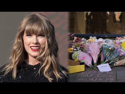Taylor Swift Pays EMOTIONAL Tribute To