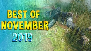 PUBG WTF Funny Best of Month November.