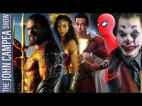 Aquaman Hits $1 Billion Which Hero Hits It Next? - The John Campea Show Mp3