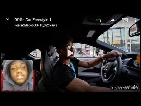 DDG- CAR FREESTYLE