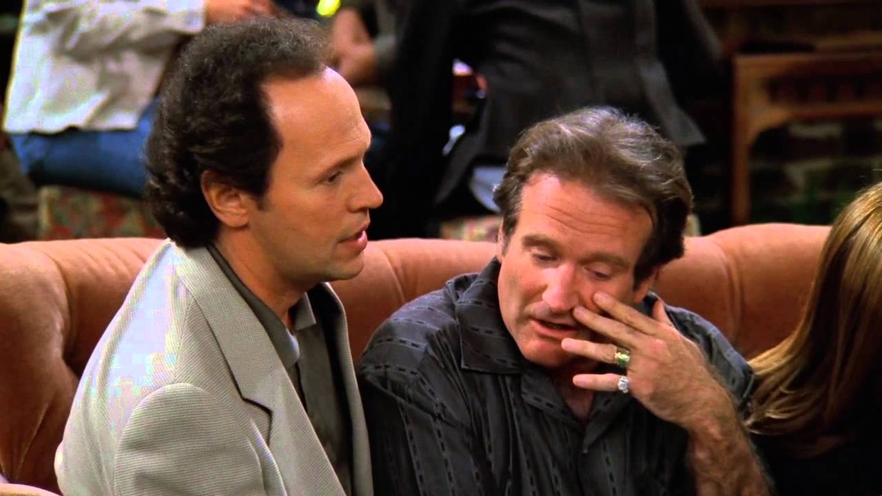 Image result for billy crystal and robin williams