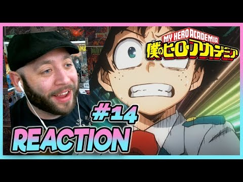 My Hero Academia Episode 14 Reaction And Review