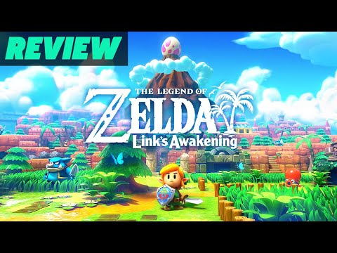 The Legend of Zelda: Link's Awakening Switch Video Review