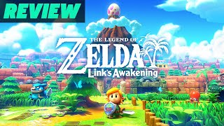 The Legend of Zelda: Link's Awakening Switch Review (Video Game Video Review)