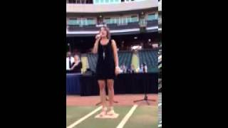 National Anthem Clip 6/20/13