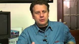 Un Gatto nel Cervello, Lucio Fulci - Intervista ad Antonio Tentori