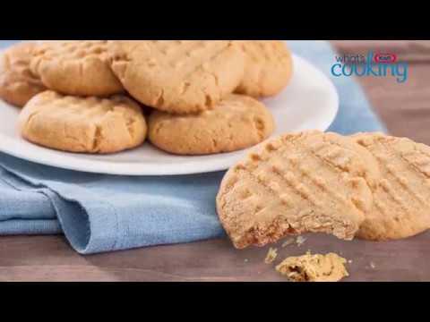 Super-Easy Peanut Butter Cookies Recipe