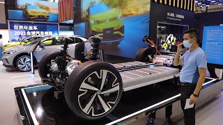 GLOBALink | China and UK can collaborate in NEV industry: British Trade Commissioner for China
