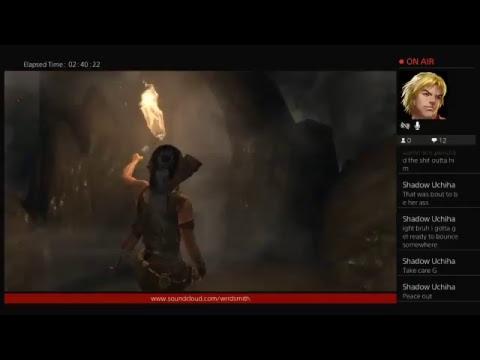 Tomb Raider | Day 4| @Wrrdsmith