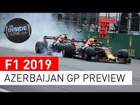 AZERBAIJAN GRAND PRIX: RACE PREVIEW