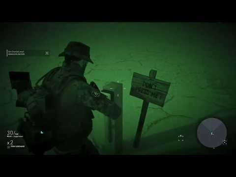 Oops - Tom Clancy's Ghost Recon Wildlands