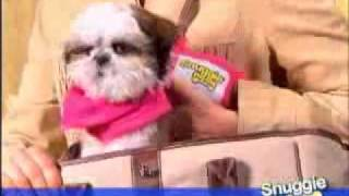 Snuggie For Dogs - Keep your pet warm and cozy all year long!
