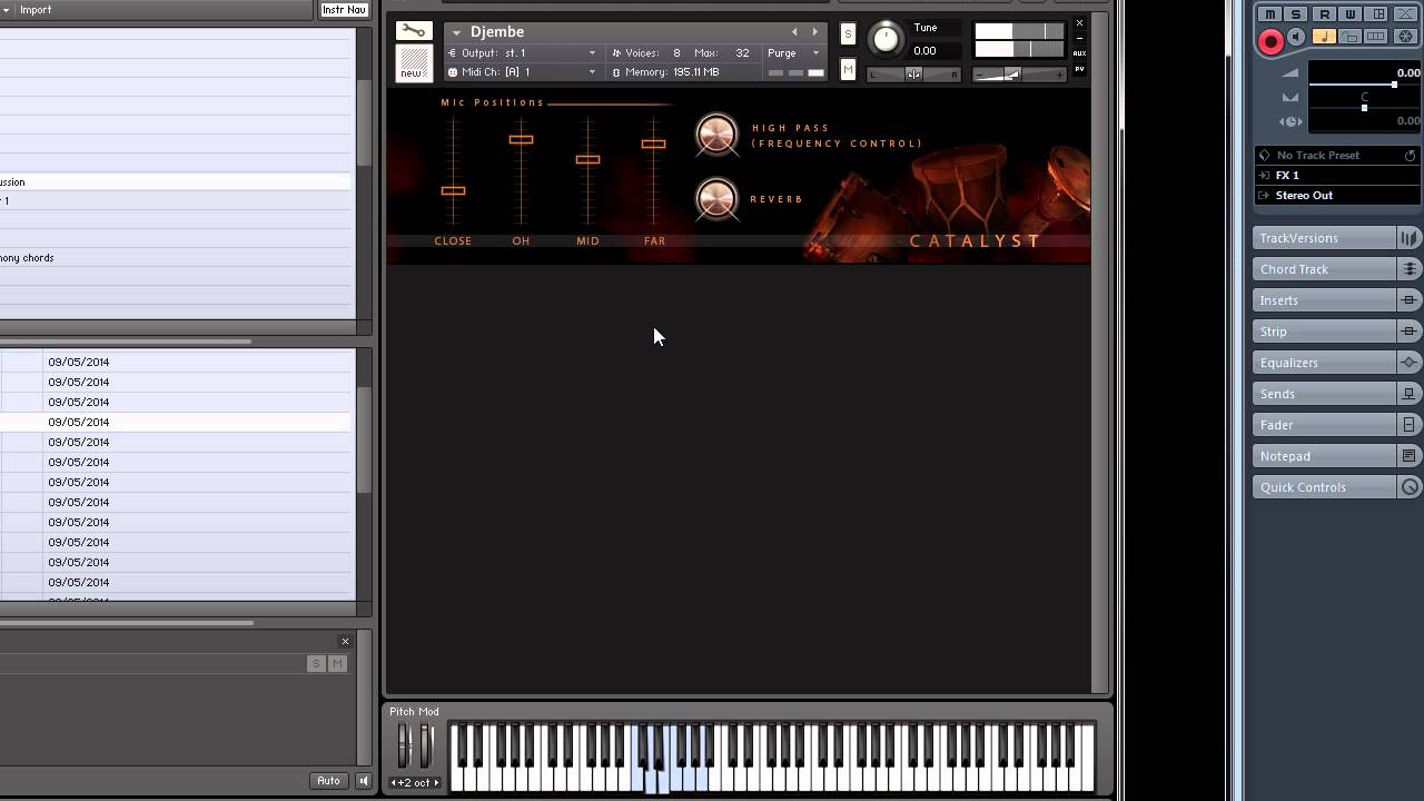 Bfd2 drum sample library | recording gear reviewsrecording gear.