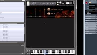 catalyst epic cinematic ethnic drums and percussion kontakt sample library by aria sounds