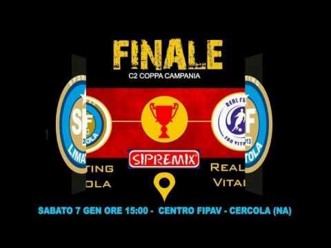 [FINALE] [Coppa Campania C2] Sporting Futsal Limatola - Real San Vitaliano [7 GEN 2017]