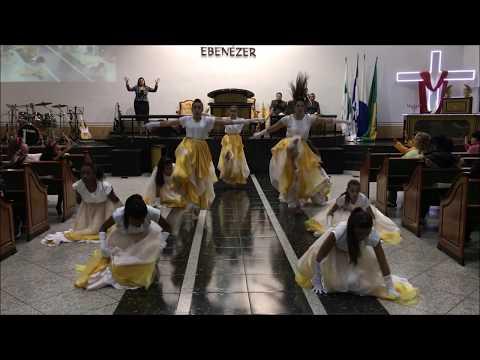 Labaredas de Deus Profetas da Dança - Rejanne - Vale de ossos secos