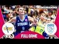 ZVVZ USK Praha (CZE) v Dynamo Kursk (RUS) - Full Game - EuroLeague Women 2017-18