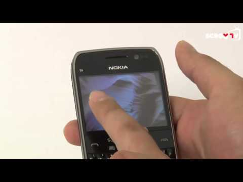 Nokia E6 İnceleme - SCROLL