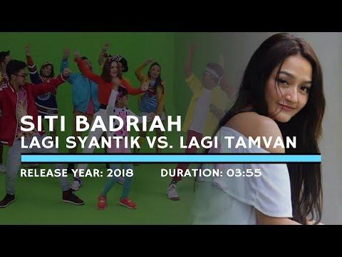 Siti Badriah - Lagi Syantik vs  Lagi Tamvan (Lyric)