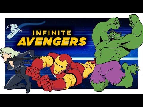 Infinity War of Infinite Avengers | CH Shorts