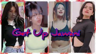 Get up Jawani tiktok videos | get up Jawani Instagram reels | get up Jawani yo yo honey Singh