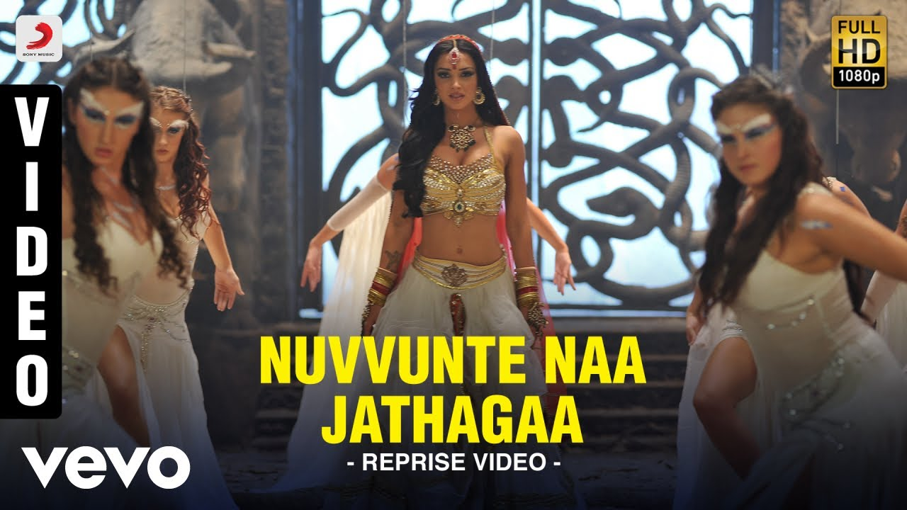 I - Manoharudu - Nuvvunte Naa Jathagaa Reprise Video | Vikram, Amy ...