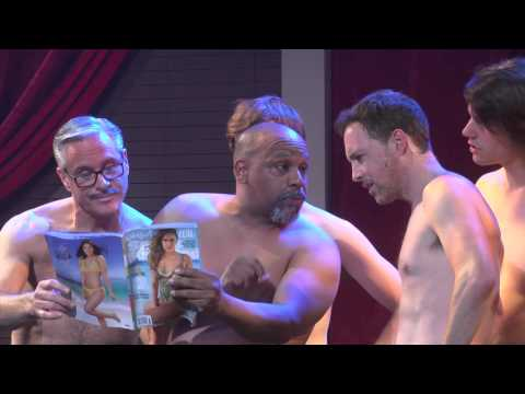 The Full Monty presented by 3-D Theatricals